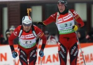 Золотой почин от норвежцев: Бьорндален и компания выигрывают микст