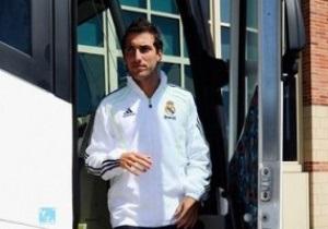 Нападающий Реала провел первую тренировку после операции