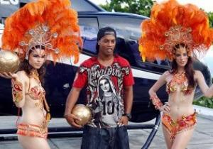 Роналдиньо выпустил собственную коллекцию одежды