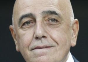 Галлиани: Милан Аллегри напоминает мне Милан Сакки