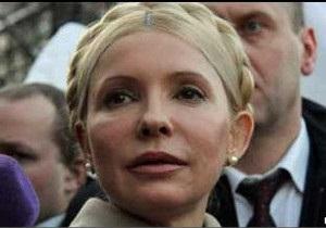 ГПУ  накопала  на Тимошенко 180 томів справи
