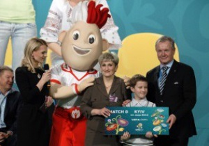 UEFA официально дал старт продаже билетов на Евро-2012