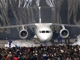 ГП Антонов провел сертификацию самолета Ан-158