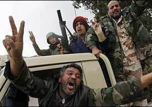Опозиція у Лівії здобула ще одне місто