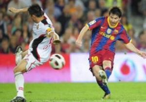 Примера: Реал снова отпускает Барселону, Валенсия отрывается от Вильярреала