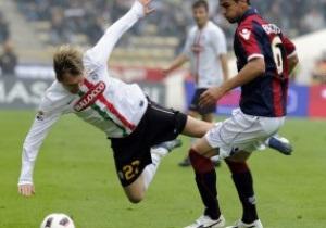 Серия А: Интер обыграл Сампдорию, Рома упустила победу над Пармой