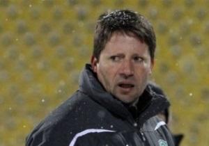 Спортинг отправил в отставку главного тренера