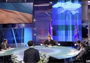 Янукович підбив підсумки річниці свого президентства