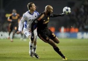 Goal.com: Больше всего голов в Лиге Чемпионов забили французы. Украинцы отличились трижды