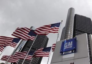 General Motors получила годовую прибыль впервые за шесть лет