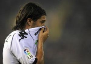 Игрок Валенсии оштрафован за недовольство тренером