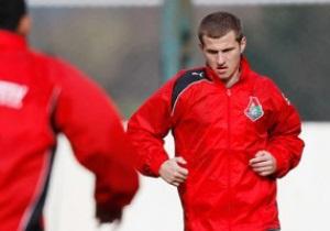 Алиев принес победу молодежке Локомотива