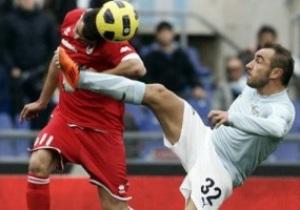 Фанаты итальянского клуба напали на футболистов во время тренировки