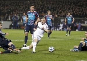 Миссия невыполнима: Реал так и не смог победить Лион