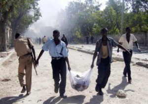 Сомалийские исламисты взорвали футболистов