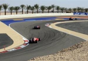 Перший етап Формули-1 у Бахрейні скасували