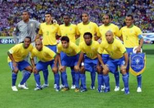 Звезды сборной Бразилии едут на товарищеский матч в Чечню