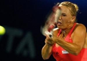 Рейтинг WTA: Возняцки вернула себе звание первой ракетки мира