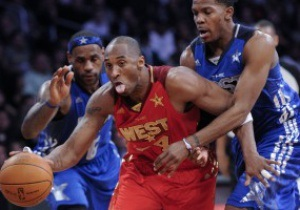 All Star-2011. ЛеБрон повторяет достижение Джордана, но Коби и Запад побеждают
