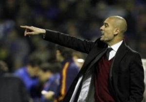Барселона отметила юбилей Гвардиолы победой над Атлетиком