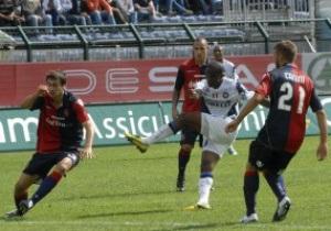 Серия А: Милан добыл трудную победу над Кьево, Рома продолжает падение