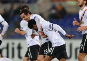 Дуглас Коста и Чигринский попали в символическую сборную тура Лиги Чемпионов