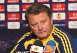 Маркевич: Все бежали забивать голы, но забыли при этом о своих воротах