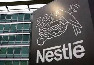 Nestlе Украина увеличила объем продаж на 30,5% по итогам года