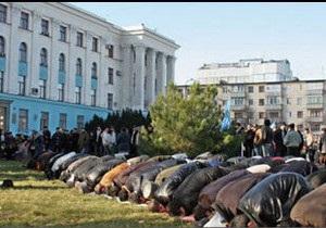 Українська служба Бі-бі-сі: Кримським татарам пообіцяли місце під Соборну мечеть