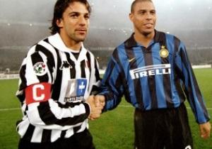 Дель Пьеро: Роналдо, спасибо за то, что ты делал на поле