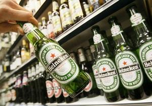 Чистая прибыль Heineken в 2010 году выросла на 40,2%