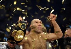 Валуев пока не собирается возвращаться на ринг