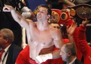 Братья Кличко не уйдут из бокса, пока не отберут пояс у Хэя