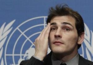 Голкипер Реала: Мое удаление вызывает вопросы