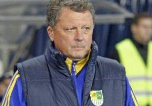 Маркевич: Для нас главное - чемпионат Украины
