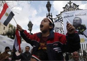 Президент Єгипту готується піти з посади