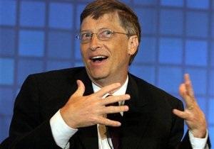 Билл Гейтс за год продал 90 миллионов акций Microsoft