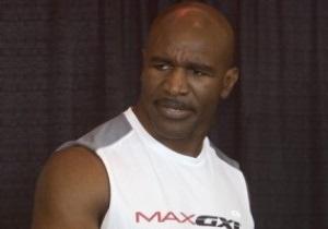 WBF отказалась присвоить поединку с участием Холифилда статус боя за титул