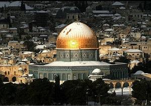 Без віз до Ізраїлю - вже від середи