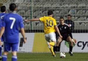 Cyprus Cup: Кипр уступает Швеции