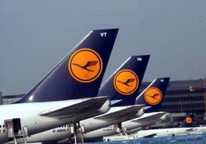 Lufthansa на треть увеличила перевозки на украинском направлении