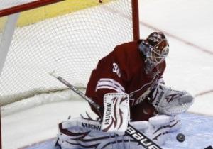 NHL: Финикс благодаря уверенной игре Брызгалова проводит очередной сухой матч