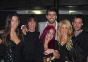 Звезда Барселоны признался, что встречается с певицей Шакирой