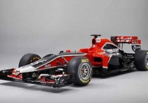 Российская команда Формулы-1 представила болид
