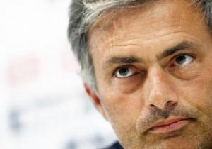 Моуриньо смирился со вторым местом Реала в Примере