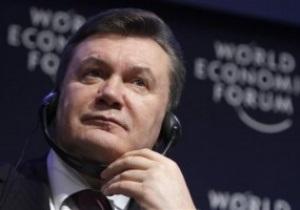 Янукович: Мы опережаем график подготовки к Евро-2012