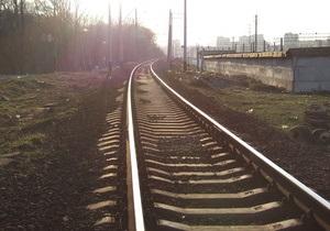 Строительство ж/д ветки в аэропорт Борисполь откладывается из-за проблем с госгарантиями