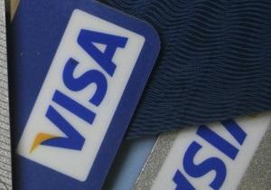 Прибыль Visa выросла почти на 900 миллионов долларов