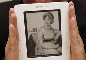 Amazon.com: Спрос на электронные книги превысил спрос на бумажные