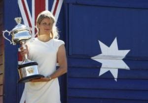Рейтинг WTA: Клийстерс наступает на позиции Возняцки